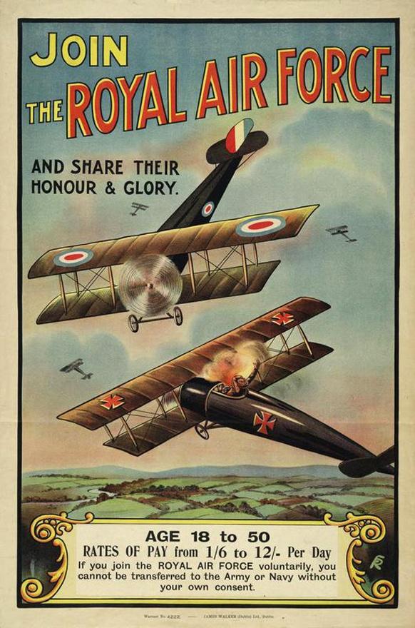 royal-air-force-poster