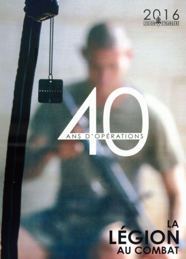 40 ans Légion