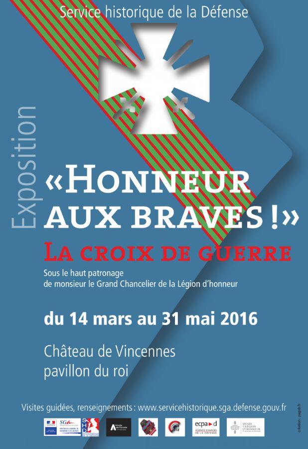 Expo Croix de Guerre