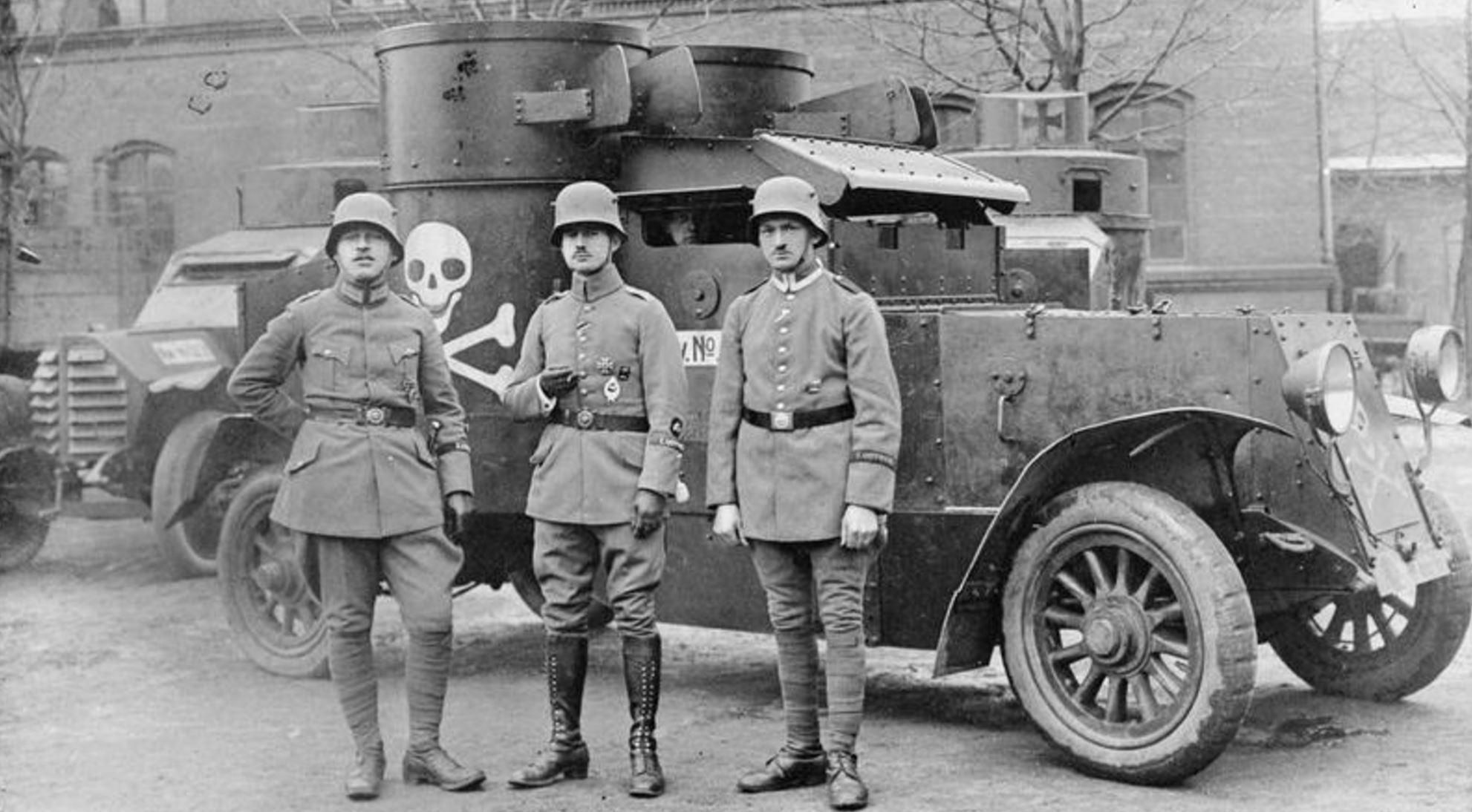 Freikorps 1