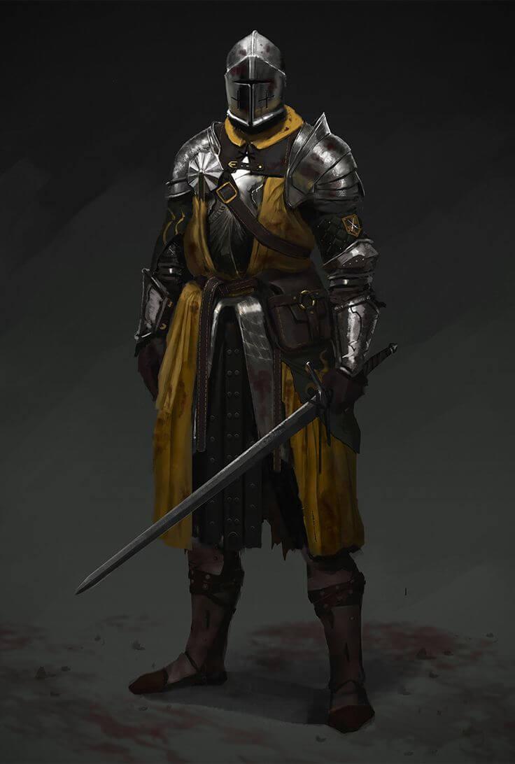 Chevalier de épées datant